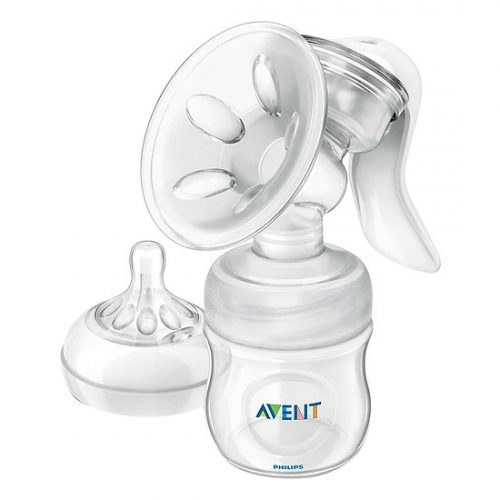Máy hút sữa bằng tay Philips Avent SCF330/20