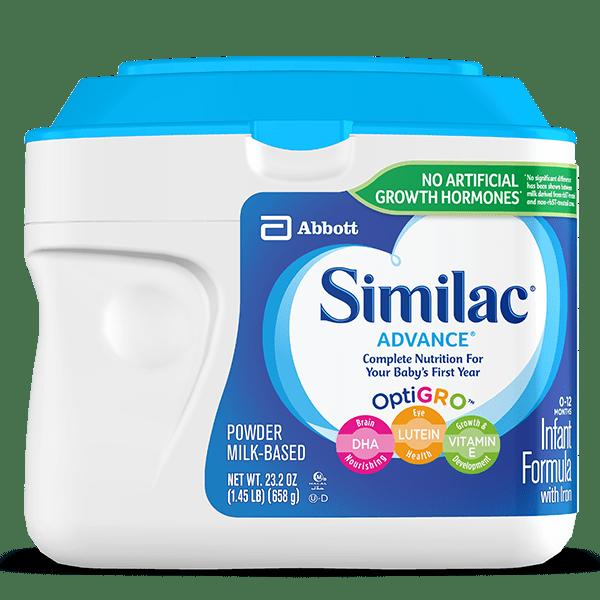 Sữa Similac Advance
