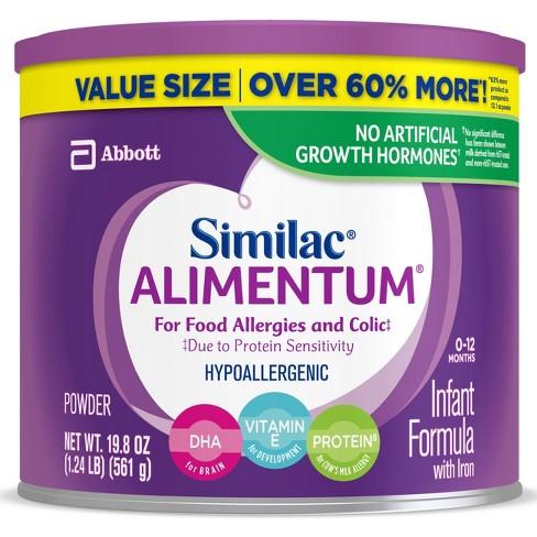 Sữa bột similac alimentum của mỹ