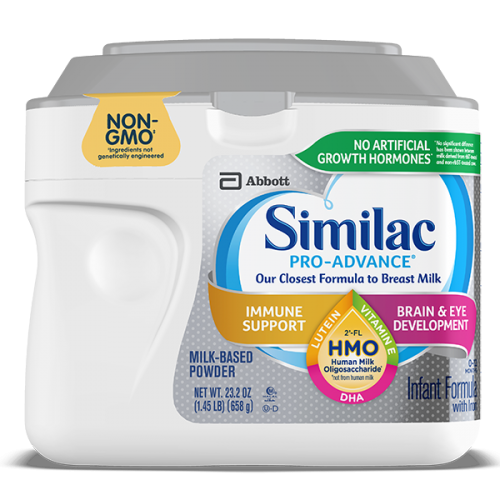 sữa Similac Pro-Advance 658g