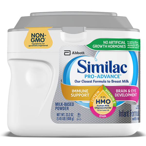 sữa Similac Pro-Advance 658g
