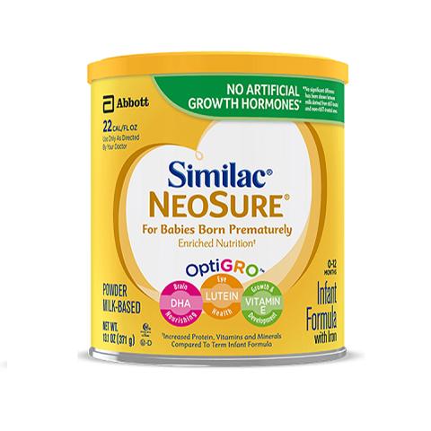 Sữa Similac Neosure cho bé sinh non nhẹ cân
