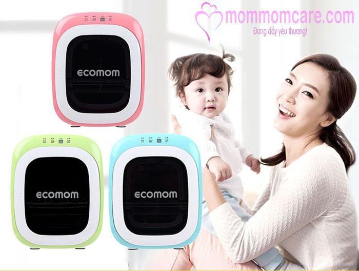 máy tiệt trùng bình sữa Ecomom